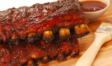 Smokin Toad's BBQ-Half off at Smokin Toad's BBQ in Sarver!