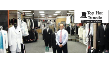 Top Hat Tuxedo-$50 deal to Top Hat Tuxedo for only $25! Can buy & use up to $200 worth!
