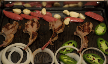 Shabu-Shabu & Lounge-Half off at Shabu-Shabu & Lounge in Oakland! Try Korean Barbecue and hot pots!