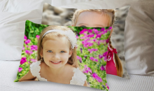 MailPix-$12.99 for Custom Photo Pillowcase