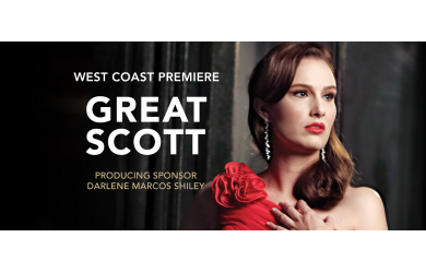 SD Opera-SD Opera Presents the West Coast Premiere of Great Scott