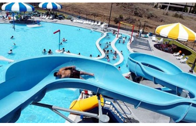 Hermiston Family Aquatic Center-50% Family Package at the Hermiston Aquatic Center, a $20 Value for Only $10!