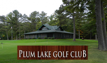 Plum Lake Golf Club-Plum Lake Golf Club get one 9 hole round of golf for 2 people for $27.50 - (cart rental required)