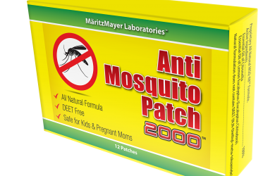 Inner Wisdom Marketing-$19.99 for Anti-Mosquito Patch 2000™