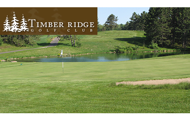 Timber Ridge Golf Club-Timber Ridge Golf Club Get 1 Round of Golf for 2 People for $60 a $120 value. (Must Rent Cart)