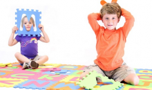 Mota-$22 for Mota Alphabet Floor Play Mat (ABC-MAT)