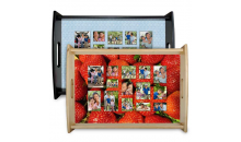 MailPix-$39.99 for Wooden Photo Tray