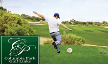 Columbia Park Golf Course-50% Foot Golf at Columbia Park Golf Course, a $10 Value for Only $5!
