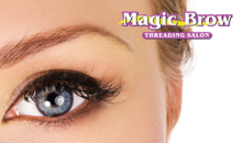 Magic Brow-$10 for Two Eyebrow Waxes at Magic Brow ($20 Value)