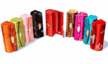 Ecom Ally Corp-$9 for a Set of 3 Lipstick Cases - Shipping Included