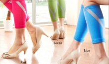 Deal Current-$14 for Colorful Calf Compression Sleeves - 3 Colors