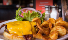 Schrier's Sports Grill-$20 to Spend on American Favorites: Burgers, Salads, Appetizers, and More @ Schrier's Sports Grill