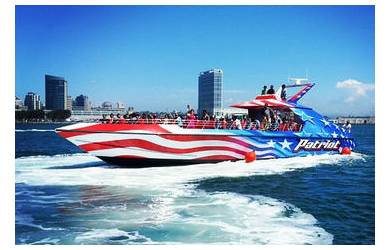 Flagship Cruises & Events-Get half off on the Patriot Jet Boat Thrill Ride