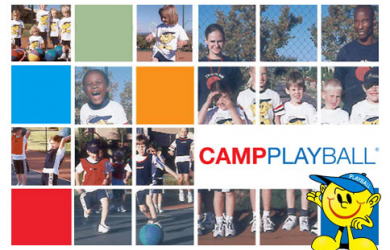 Playball Superstars-Camp Playball - Summer Camp Single Day & 4-Day Camp Options!