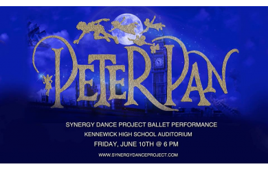 Synergy Dance Project-50% OFF Tickets to the Ballet Production of Peter Pan, a $12 Value for Only $6!