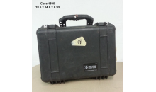Pioneer Recycling LLC-Pelican iM1500 (Used Case) (Black) 18.5 x 14.6 x 6.93 - Shipping Included