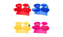 Deal Current TMG-$29 for Classic Cuisine 18 Piece Silicone Bakeware Set