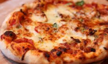 Stone Neapolitan Pizzeria-63% off deal at Stone Neapolitan Pizzeria for Delicious Wood Fired Pizza and more!