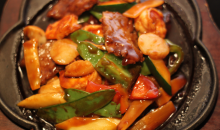 Wasabii-63% off at Wasabii Chinese & Japanese Sushi House! Enjoy Hibachi, Sushi, and Chinese!