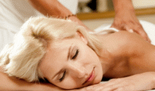 Tease N' Tan-60-Minute Therapeutic Massage at Tease N' Tan, a $70 Value for Only $35!