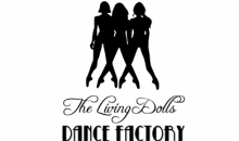 The Living Dolls Dance Factory-1 Full Week of 1/2 Day Summer Camp at The Living Dolls Dance Factory