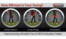 Fit Golf-Pay $99 for a Golf Performance Evaluation ($500 value) & Receive $200 credit toward another program!