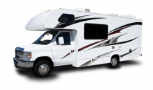 Crystal-Clear Window Cleaning LLC-Exterior Mobile RV Detailing Package, a $200 Value for Only $99!