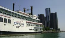 Detroit Princess Riverboat-HALF OFF CRUISE TICKETS ABOARD DETROIT PRINCESS RIVERBOAT