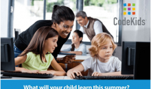 Code Kids Camp-Kids Computer Programming or Game Design Workshop, Pinecrest Location
