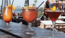 Prospect Bar & Grill-$30 or $50 to Spend at Beautiful Ocean View Bar and Grill