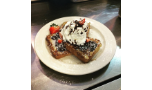 Micro Diner-Half off at the Micro Diner! Small place, BIG taste! Located on Mt. Washington!