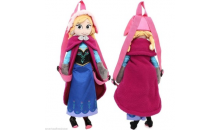 Deal Current-$24.99 for Disney Frozen Anna Plush Backpack