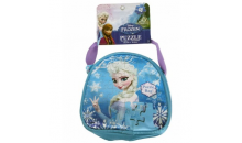 Deal Current-$11 for Disney Frozen Puzzle with carrying purse
