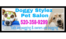 Doggy Stylez Pet Grooming Salon-$25 for Dog Grooming Services - a special treat for your favorite Buddy!