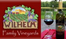 Wilhelm Family Vineyards-Wine Tasting Package at the Wilhelm Family Vineyards