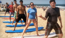 VB Surf Sessions-2 Hour Surf Lesson or Full Day Camp