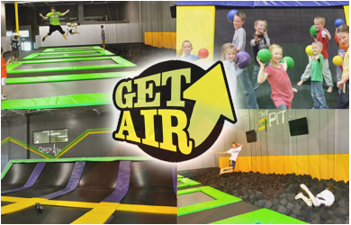 Get Air of Temecula-63% Off Get Air Trampoline Park!