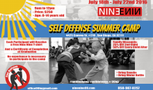 Nine Nine Headquarters-Week of Self-Defense Camp at Nine Nine Jiu-Jitsu Headquarters
