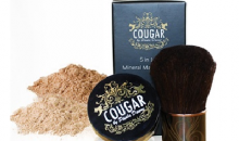 Cougar Beauty -$25 for 5-in-1 Mineral foundation with Kabuki brush
