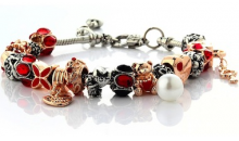 Deal Current RM-$15 for MOTHERS EVERLASTING LOVE CHARMS BRACELET