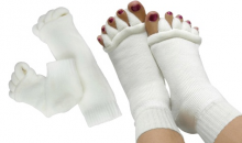 Ecom Ally Inc-$15 for Pair of Reflexology Massage Socks