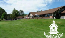 Merrill Golf Club-Get a $72 certificate for $50 to Merrill Golf Club - 18 holes  of golf for 2 people cart included