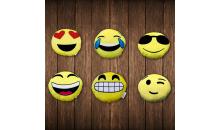 DealDoctor-Emoji Plush Pillow - 6 Styles