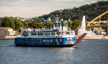 Gateway Clipper-50% off Gateway Clipper Chicken & Ribs Cruise! Get 2 Tickets for $40 ($80 value)!