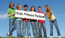 Kids Fitness Palace-One Month of Kids Fitness Classes by The Falls.