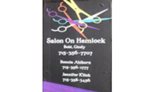 Salon on Hemlock-Get a Shellac/Gel Polish Manicure and Pedicure at the Salon on Hemlock in Woodruff for $40