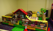 Jump Zone-Open TWO HOUR play pass for 2 year old at Jump!Zone in Allison Park