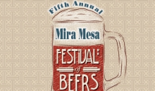 Mira Mesa Festival of Beers-Admission to the 5th Annual Mira Mesa Festival of Beers