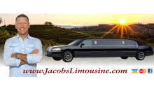 Jacobs Limousine-TWO Hour Limousine Wine Tour with Jacobs Limousine, a $200 Value for Only $99.