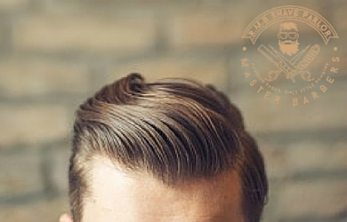 Resculpting Master Barbers-$10 for $20 at Resculpting Master Barbers Shave Parlor in Old Town Temecula!